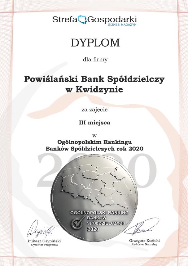 Dyplom - Ranking 2020